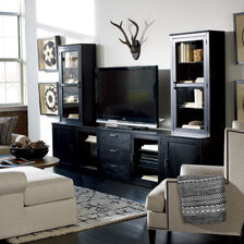 media center living room home images shop consoles entertainment cabinets ethan duke