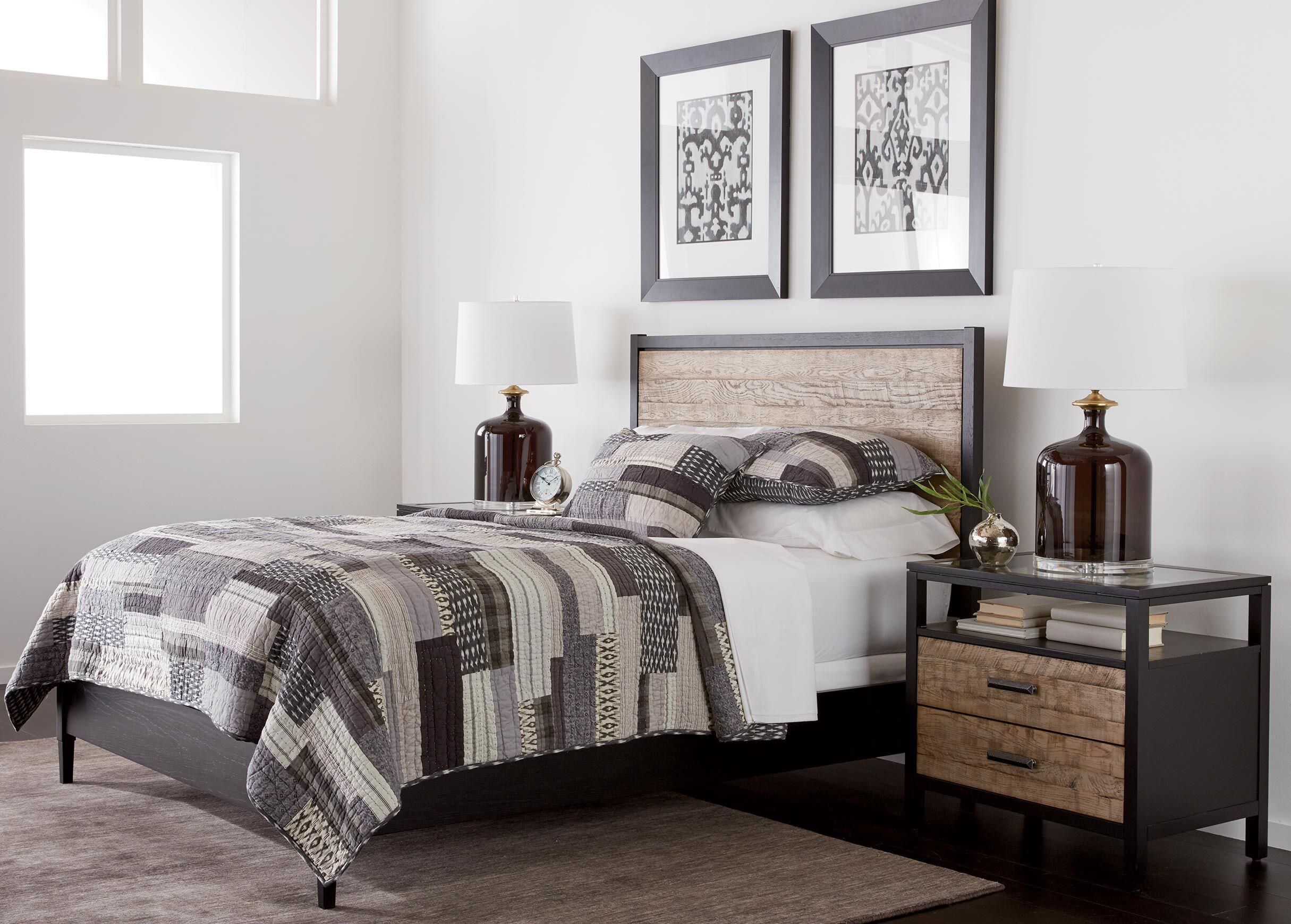 Merrick Bed Ethan Allen Beds