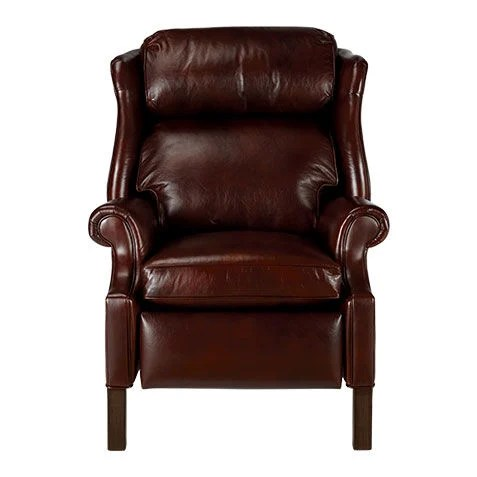 united chair medical stool with long seat shop recliners leather and fabric recliner chairs ethan allen quick