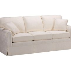 Ethan Allen Paramount Sofa Raf Sectional Panel-arm | Sofas & Loveseats
