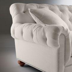 Chadwick Sofa 84 Inch Bed Sofas Loveseats Ethan Allen Styleshot 4