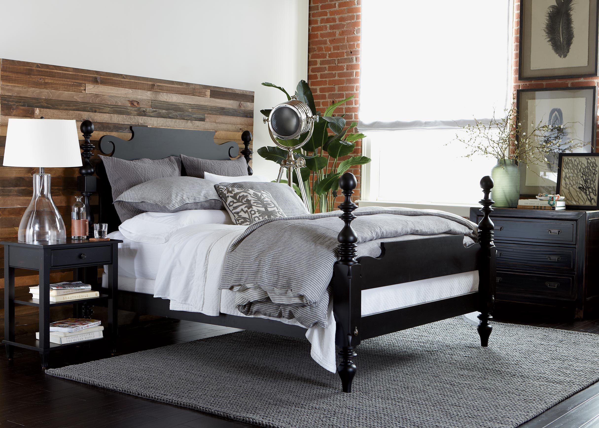 Quincy Bed Ethan Allen Beds