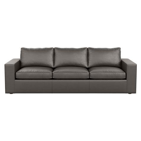 72 lancaster leather sofa scratch repair kit shop sofas and loveseats couch ethan allen nolita