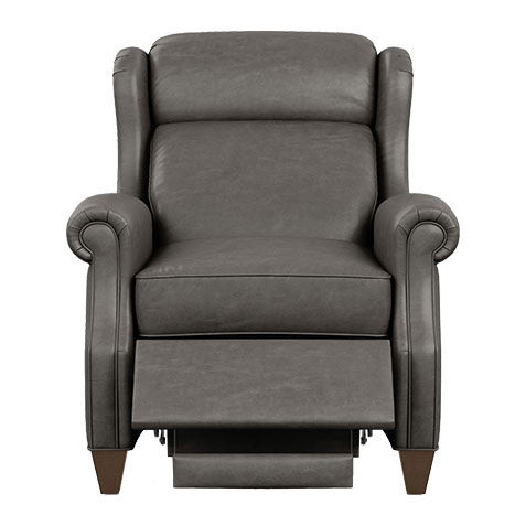 leather recliner chair how to make a giant bean bag shop recliners and fabric chairs ethan allen graham