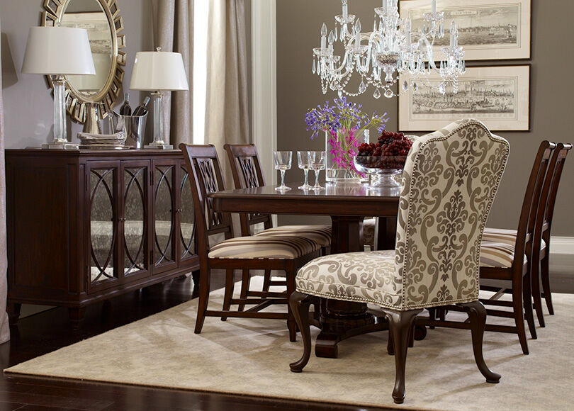 Aviana Side Chair  Side Chairs  Ethan Allen