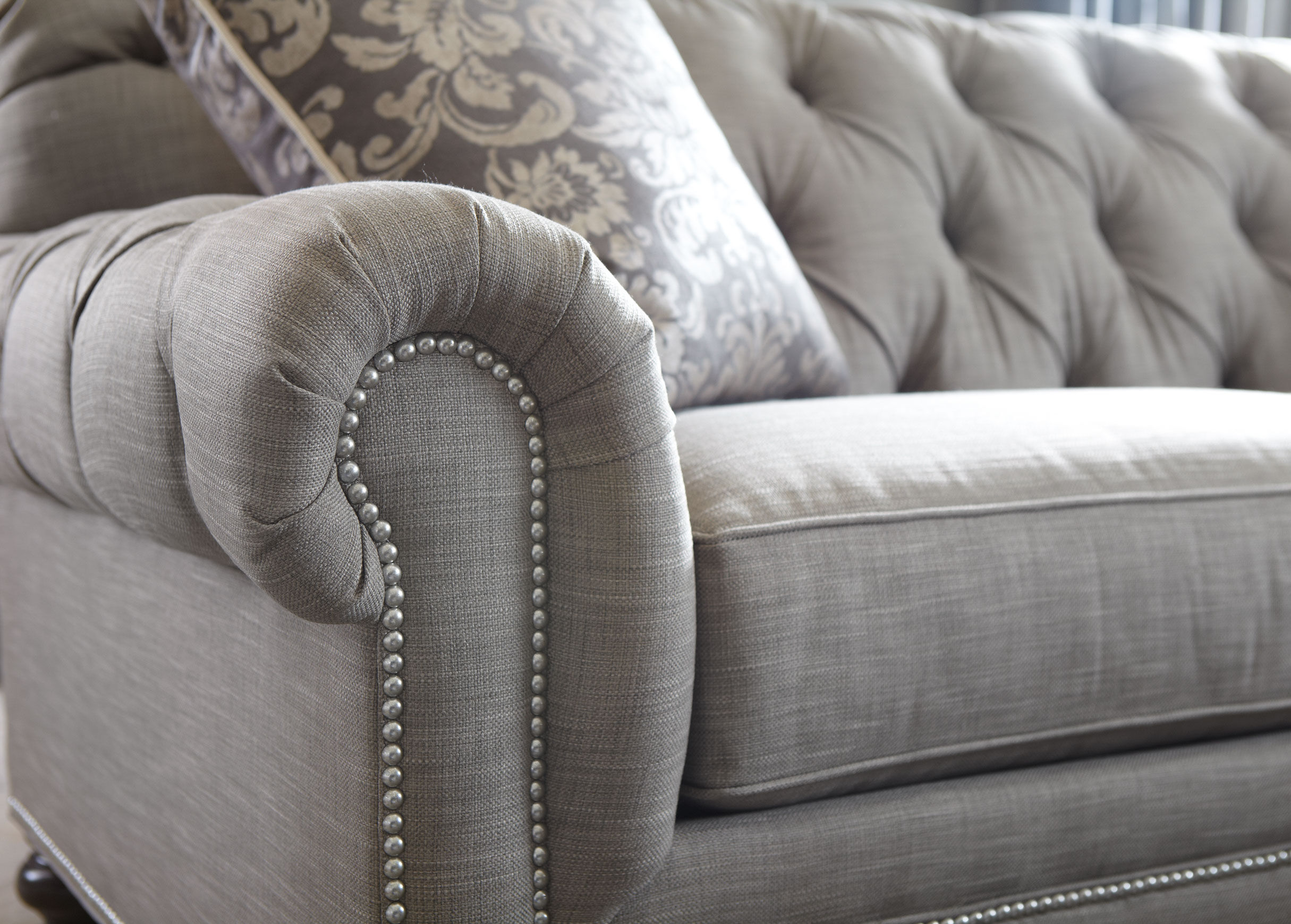chadwick sofa what to put behind a sofas loveseats ethan allen styleshot 2