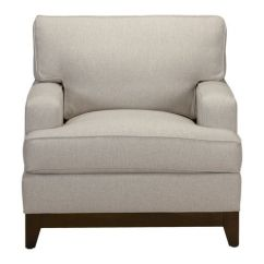 Living Room Chairs For Short People Neutral Color Palette Shop Chaise Accent Ethan Custom Quick Ship