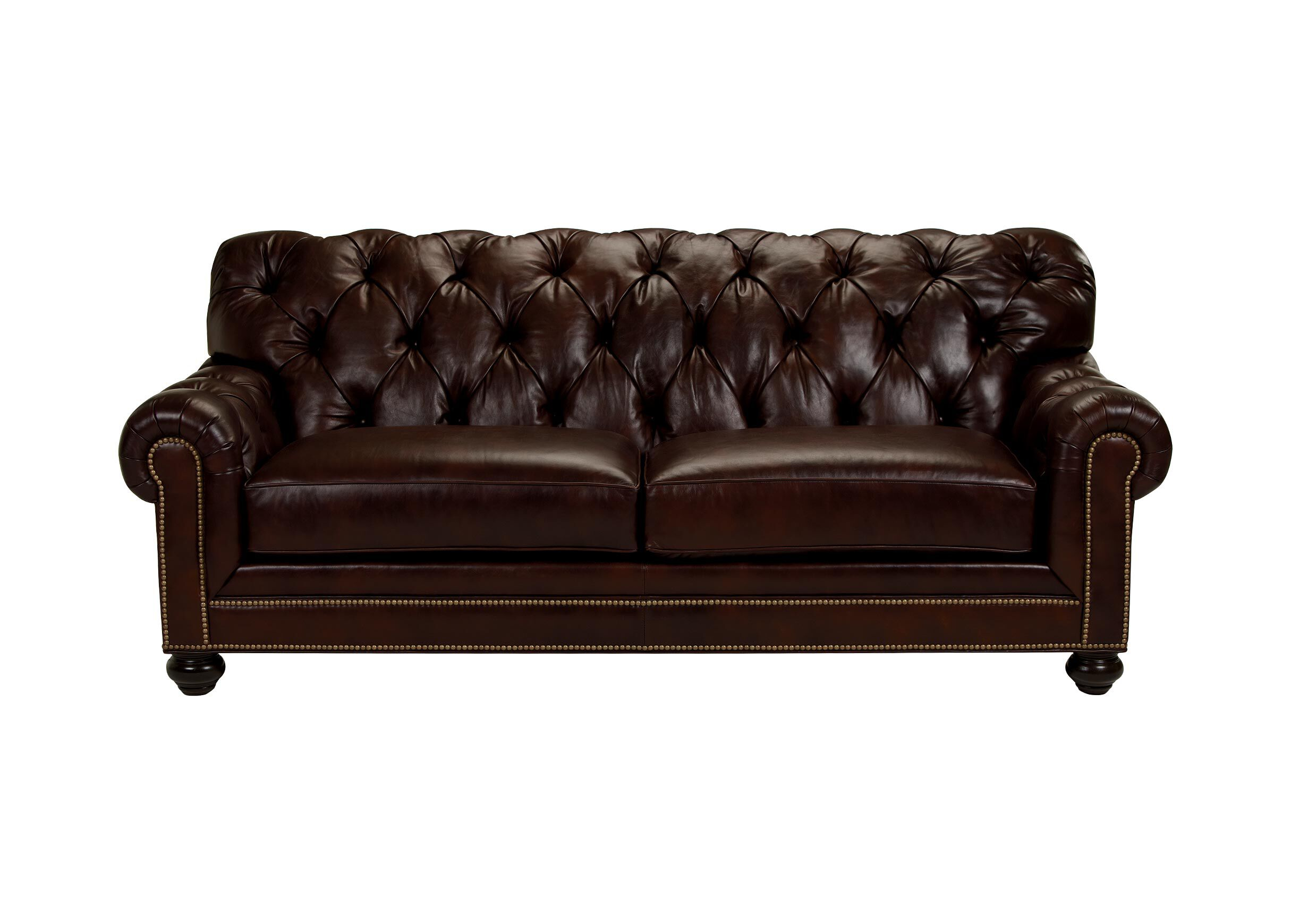 chadwick sofa ethan allen reviews milo baughman rosewood best of leather sofas amp loveseats