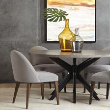 seat covers for chairs with arms west elm ryder rocking chair shop dining kitchen ethan allen vera