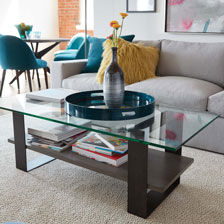 living room tables drapery ideas shop coffee ethan allen table top