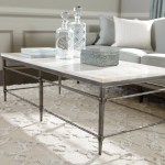 Vida Stone Top Coffee Table Coffee Tables Ethan Allen