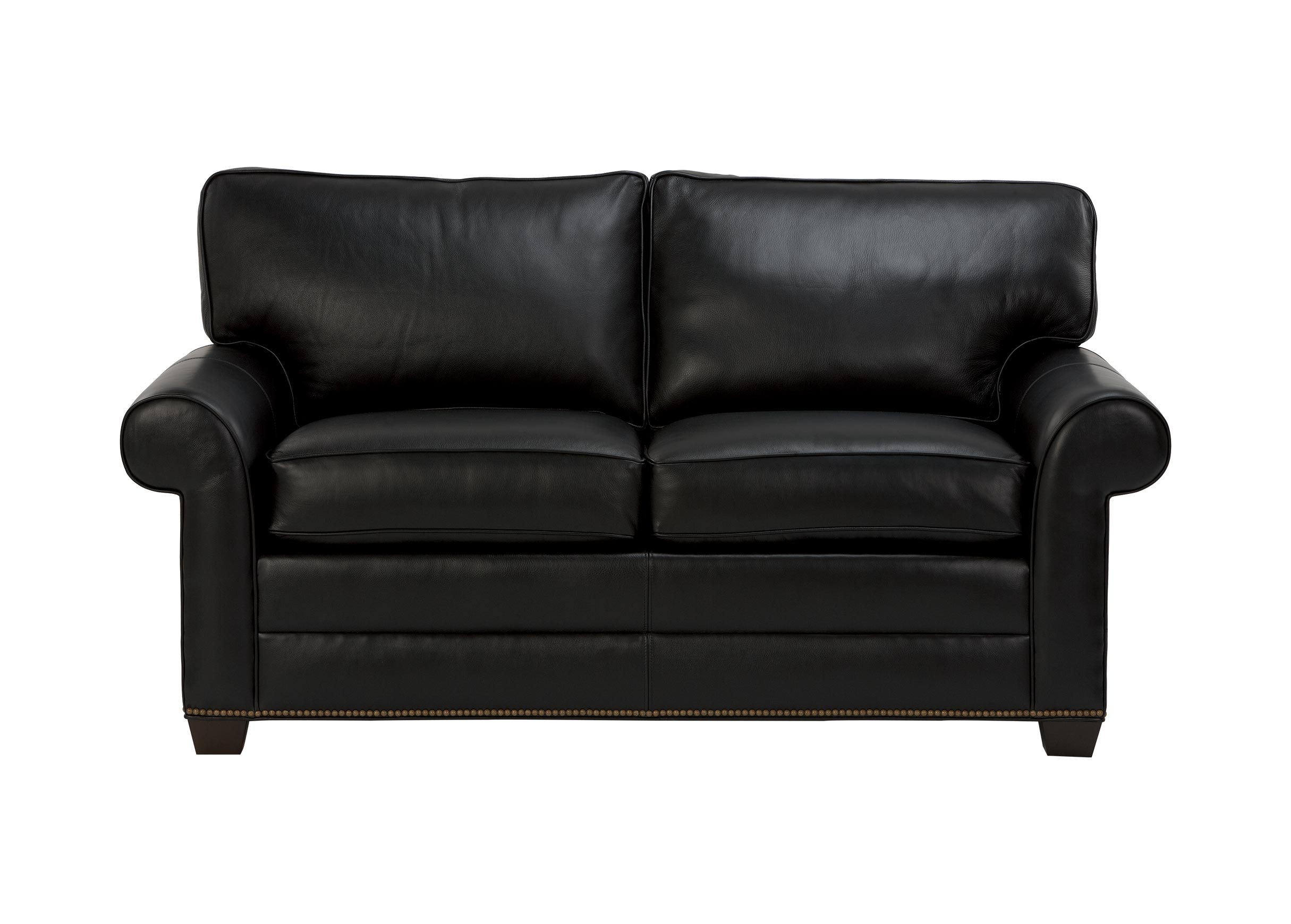 roll arm sofa canada recycling loughborough bennett leather sofas and loveseats ethan