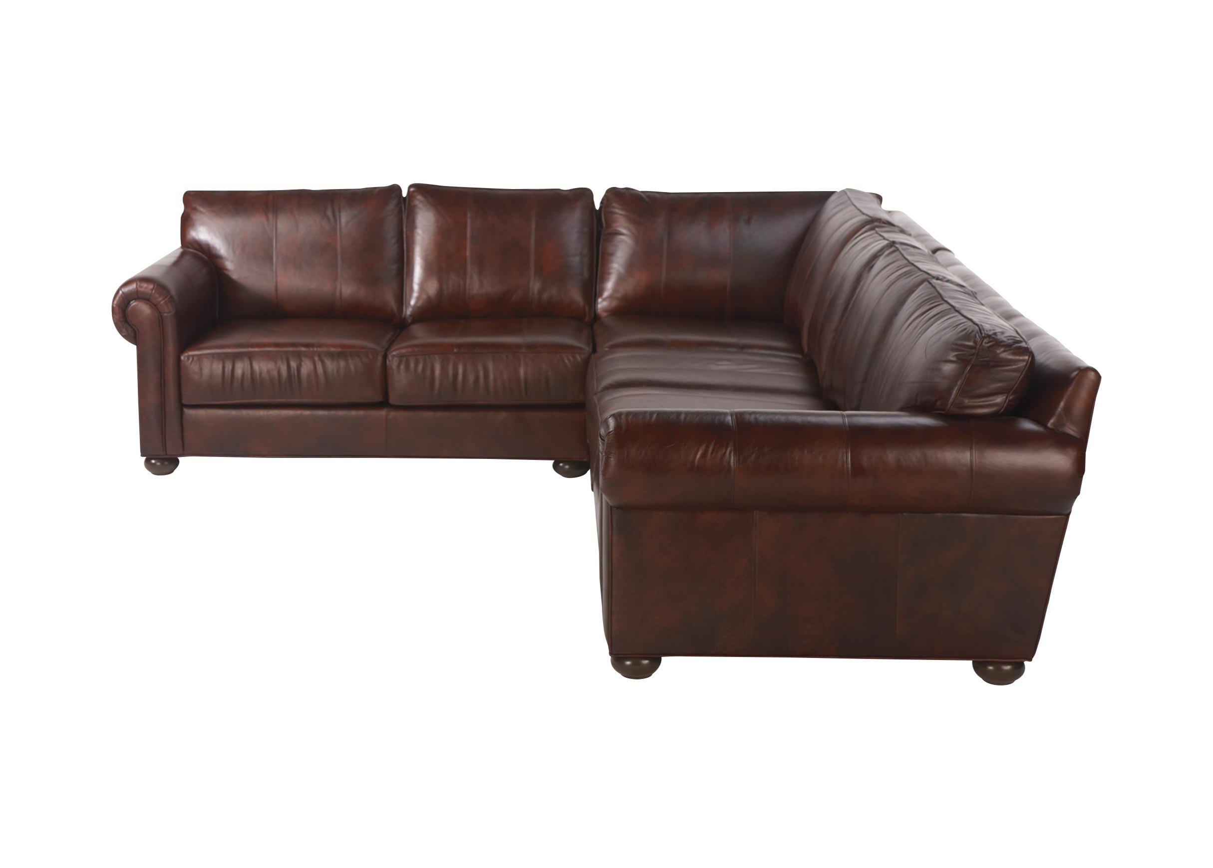 sectional leather sofas patterned uk richmond sectionals ethan allen