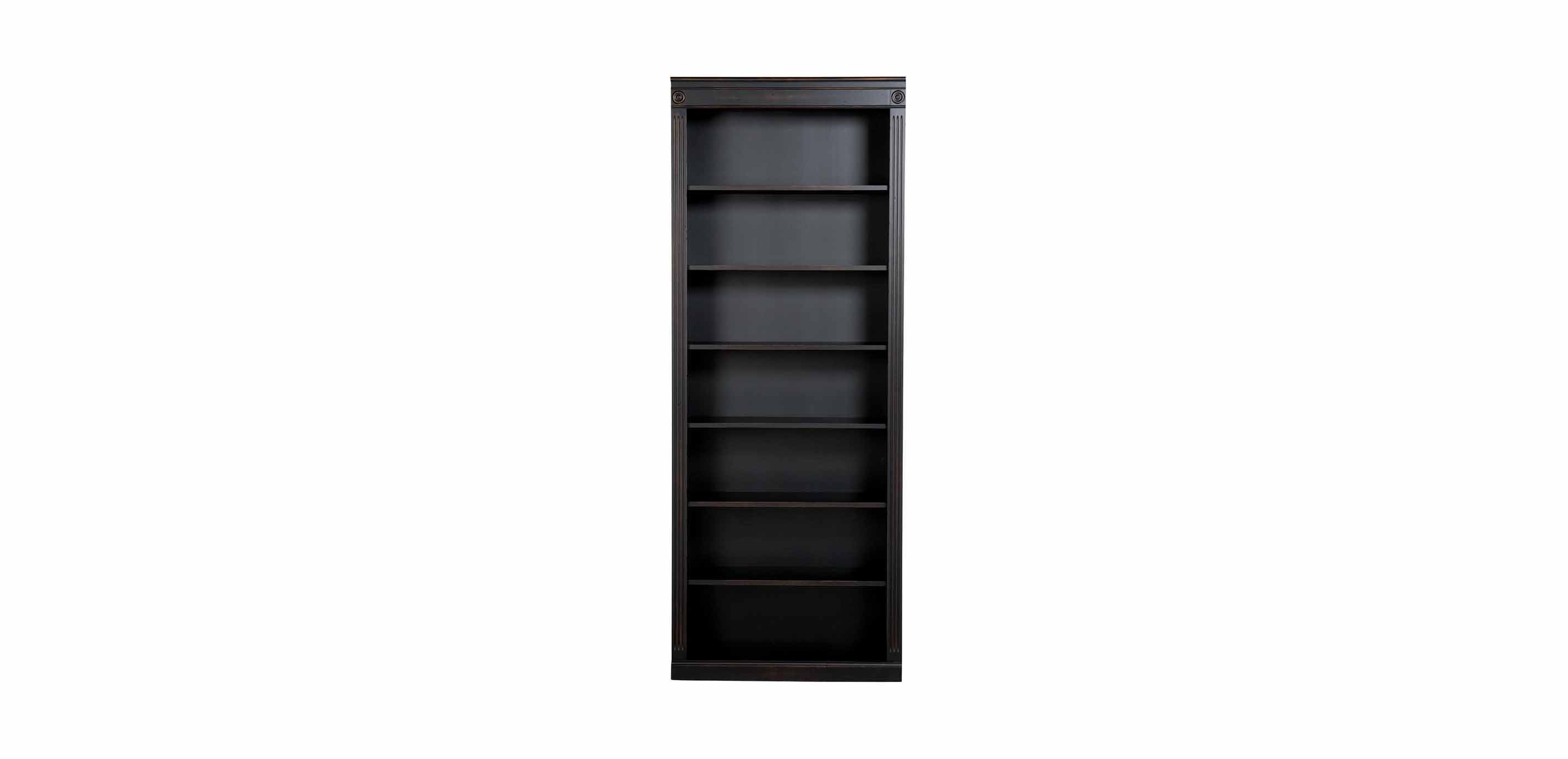 Crawford Tall Bookcase Bookcases Ethan Allen