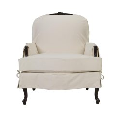 Ethan Allen Recliners Chairs Little Tikes Desk And Chair With Light Slipcover For Lucian Chaises