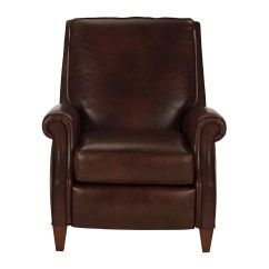 Ethan Allen Recliners Chairs Papasan Chair Metal Frame Colburn Leather Recliner