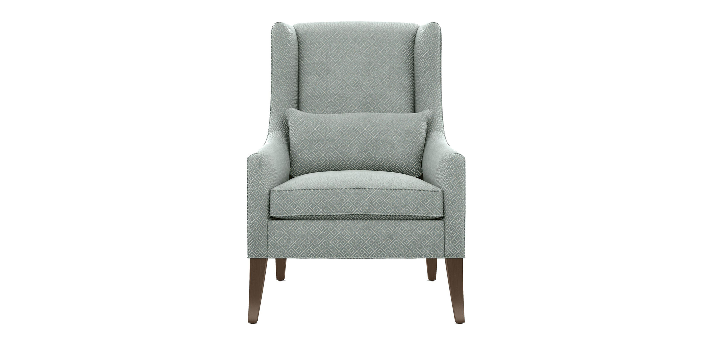 Kyle Wing Chair  Chairs  Chaises  Ethan Allen