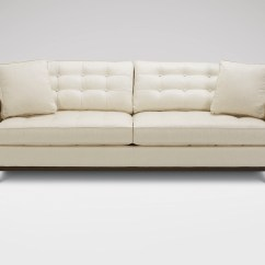 Melrose Leather Sofa Ethan Allen Mah Jong Diy Sofas And Loveseats
