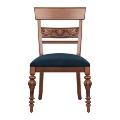 Ethan Allen Dining Room Chairs Rattan Table And Mackenzie Side Chair