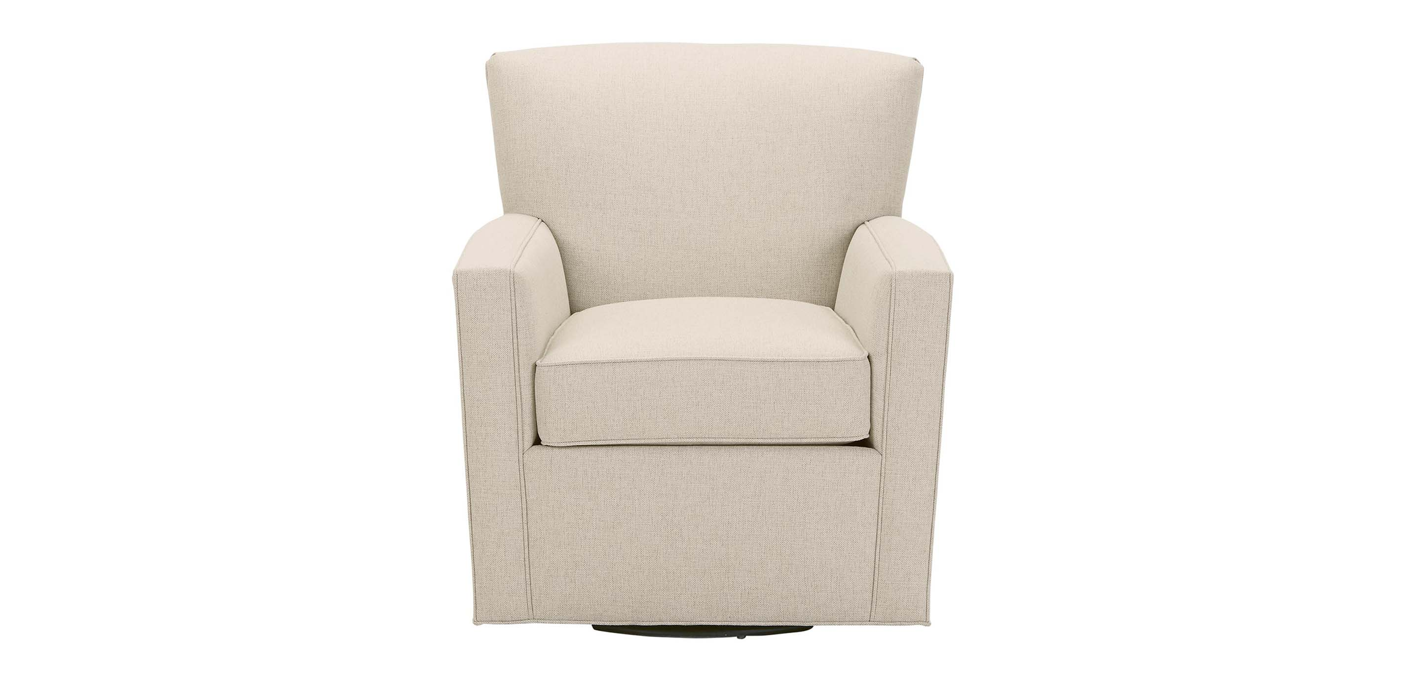 swivel chair near me visitor chairs for office shop living room chaise accent ethan custom quick ship