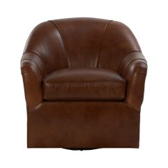 Ethan Allen Leather Chair My First Marino Swivel Chairs And Chaises
