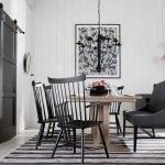 Modern Farmhouse Dining Room Inspiration Ethan Allen Design Ethan Allen
