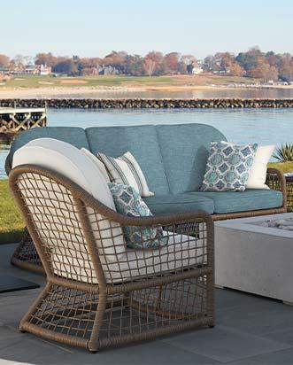 outdoor patio furniture ethan allen