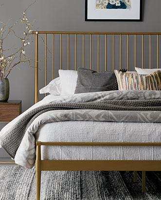 Shop Luxury Bedroom Furniture Ethan Allen Bedroom BasicsBedroom Beauteous Bedroom Basics