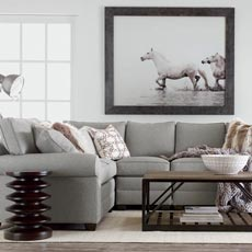 ethan allen living room ideas olive green and grey shop rooms feet first