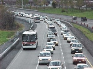 Canadians show how to do bus-only lanes right