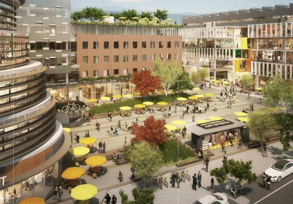 The Santa Monica Transit-Oriented Development that never was