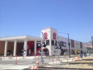 Blah retail in downtown Azusa