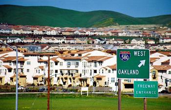 Multifamily sprawl in Dublin, California