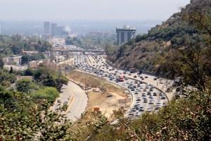 Sepulveda Pass traffic