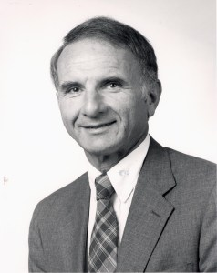 Supervisor Ed Edelman, one of the founders of LA's Metro Rail system