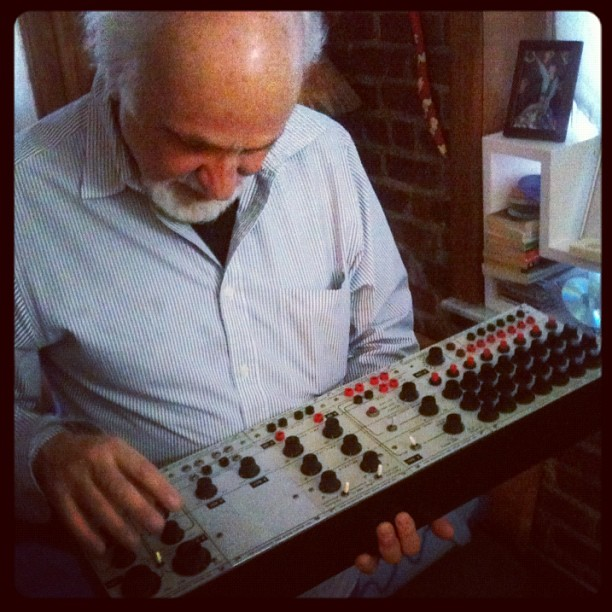 First generation Buchla module