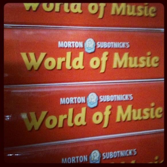Morton Subotnick's World of Music