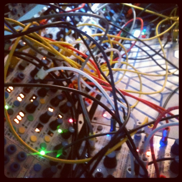 Buchla touch keyboard