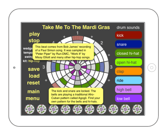 Drum Loop programming lesson concept images | The Ethan Hein Blog