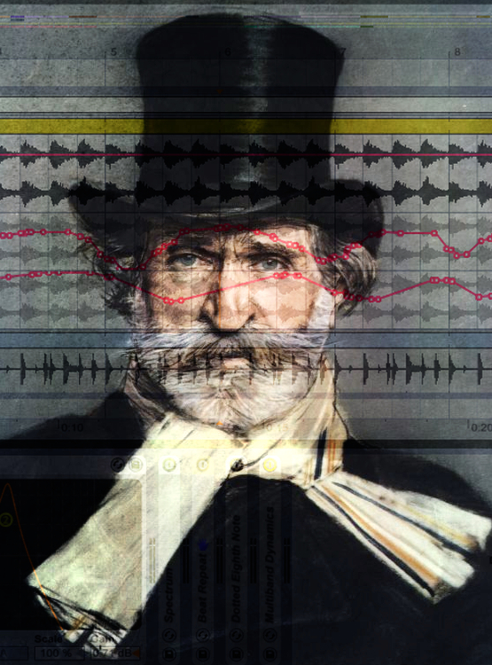 Verdi remixed