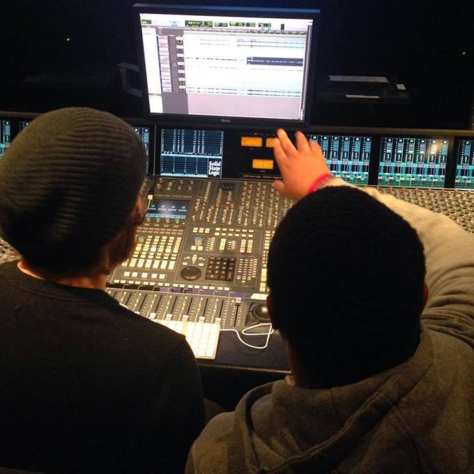 Sullivan Fellows - beatmaking with Pro Tools