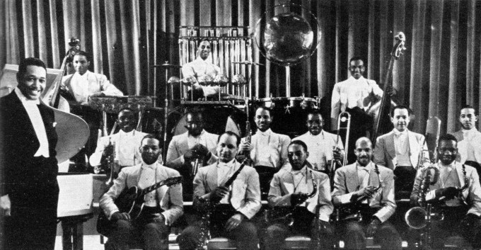 Duke Ellington and his Cotton Club Orchestra