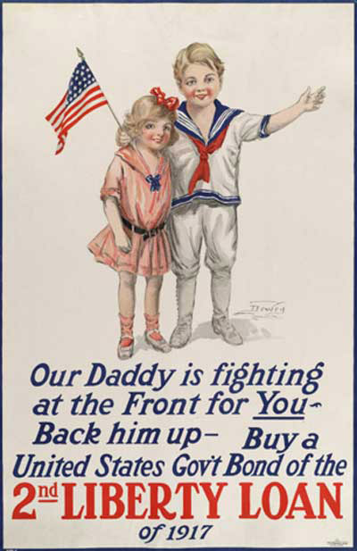 Image result for world war 1 posters with children