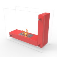 Regal Flame Avec Ventless Free Standing Ethanol Fireplace ...