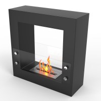 Regal Flame Dora Ventless Free Standing Ethanol Fireplace ...