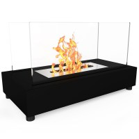 Regal Flame Avon Table Top Indoor Outdoor Ethanol Fireplace