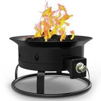 Regal Flame Camp Mate 58,000 BTU Portable Propane Outdoor ...