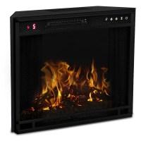 Moda Flame 33 Inch LED Electric Firebox Fireplace Insert