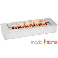 "Moda Flame PRO 18"" Ethanol Fireplace Burner Insert"