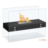 Moda Flame Avila Contemporary Indoor Outdoor Ethanol ...
